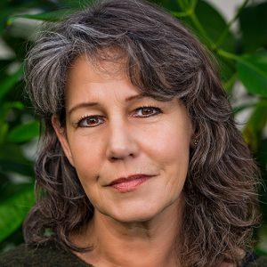 Christel Ströbel ist Kräuterfrau und Sprecherin bei Hara meets Womb Power