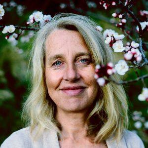 Anne Sono ist Filmemacherin und Sprecherin bei Hara meets Womb Power