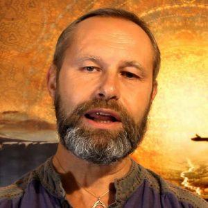 Gor Rassadin spiritueller Lehrer als Sprecher bei Hara meets Womb Power