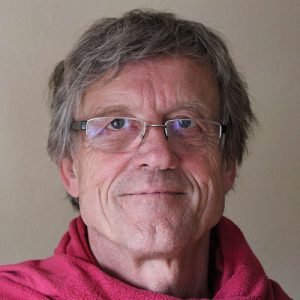 Rudy Alexander Daniel ist Heiler und Sprecher bei Hara meets Womb Power