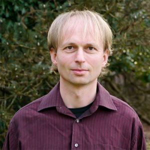 Stephan Petrowitsch - Regisseur von Wunder der Lebenskraft bei Hara meets Womb Power